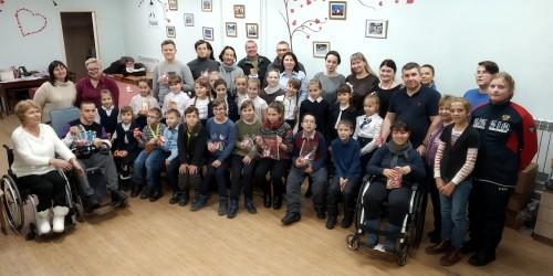 Посещение Липецкой областной общественной организации инвалидов-колясочников