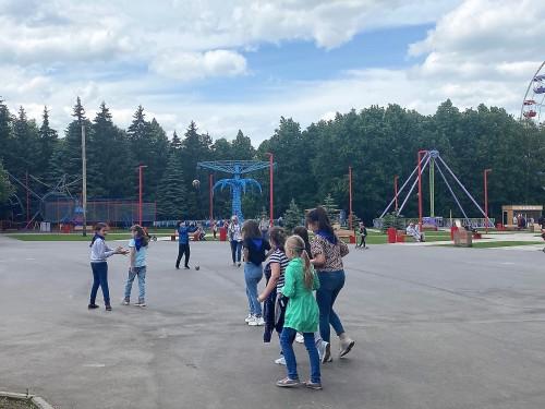 Дневник пришкольного летнего лагеря «Радуга»